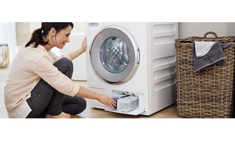 Полугодовой запас чистоты* с моющими средствами Miele!